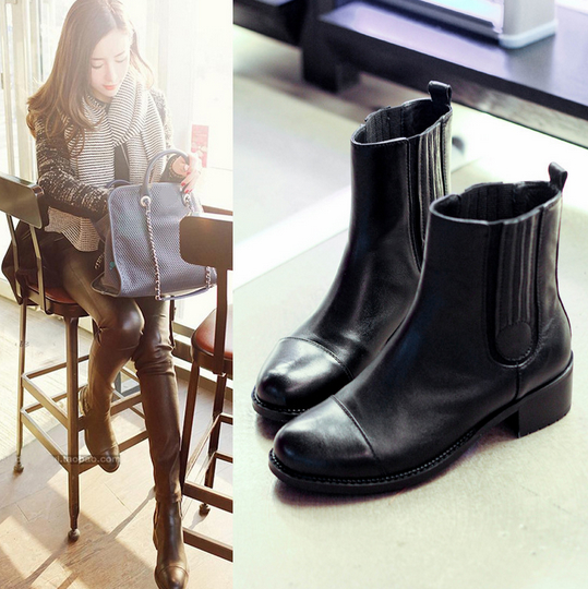 Beautiful Womens Ankle Boots Excellent Shoes For Height Without The Heel