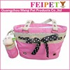 Fashion pet products small dog carrier front dog carrier