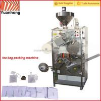 Automatic tea bag packing machine