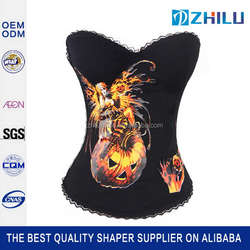New product promotional 2015 latex factory corset shaper