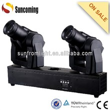 Dual head moving head lighting led bar for home disco party for sale