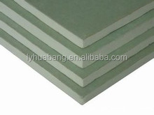 gypsum plaster board factory with best quality