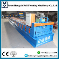 Clip Locked Metal Roof Panel Roll Forming Machine for Sale