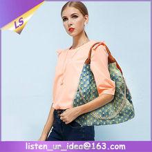 2015 Wholesale Women Jeans Hobo Bag