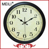 Retro European Promotional Wall Clock