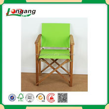 wooden kids chair, wood barcelona chair wooden director chair