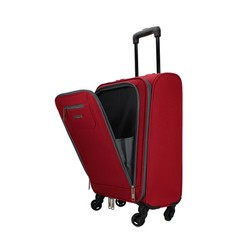 "20"" 24"" 26"" soft nylon wheels luggage travel luggage"
