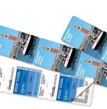 Generic RFID Eventing Ticket for music festival, theme party, concert.Sports Union, Tourism (Free sample to test)
