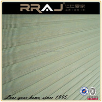 2015 mechanism for roller blinds/ pleated shade aluminum louvers components