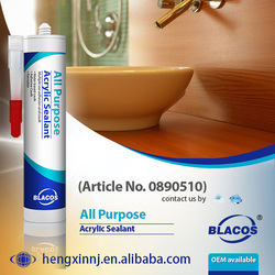 Eco-Friendly Water Based Paintable Modified Acrylic Resin Adhesive