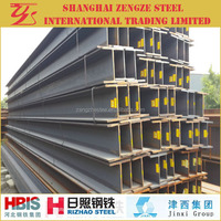 Structual steel S275JR steel h beam price per ton