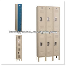 mordern design dot vent locker storage cabinet metal staff cloth locker