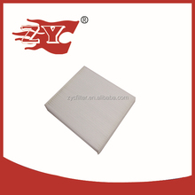 for panel toyota cabin air filter.87139 non-woven panel for toyota camry cabin air filter