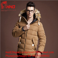 Hot selling Factory Price Cheap Mens Designer battery heated winter coats