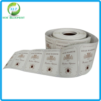 China Manufacture White Electronic Scale Label Paper