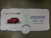 Tyvek car sunshade with high quality