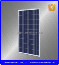 High Efficient Chinese 150w 12v Photovoltaic Panel Solar for sale