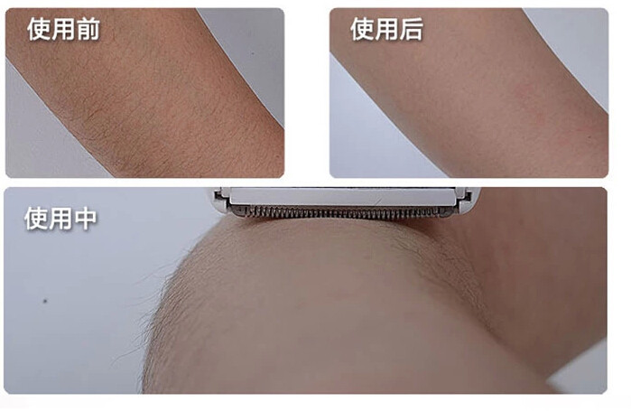 Buy Women's shaver epilator shave wool device charge wool knife scraping male hair trimmer cheap
