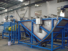 pet Bottle Recycling Plant/pet Flake Washing Line