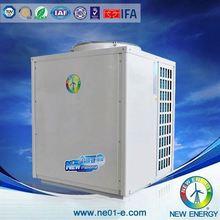 Air conditioner air source sauna chiller solar water heater