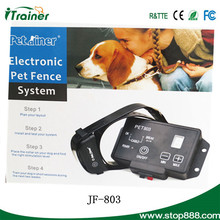 2013 NEW ! electric fence system/rechargeable dog fence JF-803