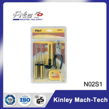 2015 New Products Germany Mechanics Hand Tool Set