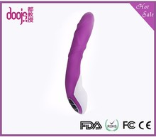 Factory Wholesale supplier G-Spot Real Skin Feeling vibrator toys for ladies adult sex product