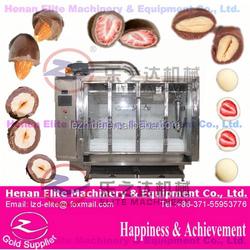 chocolate coating machine for cookie
