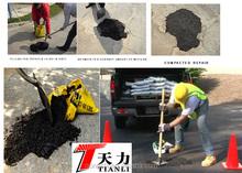 cold asphalt mix design