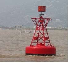 Steel/PE buoys