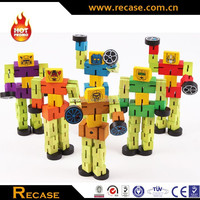 New products robot ,deformation car robot made in China