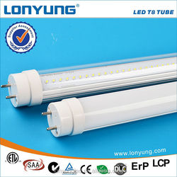 Compatible-ballast T8 led tube SMD2835m 1200mm led tube lighting for direct-replacement fluorescent tube light