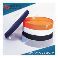 knitted elsatic webbing & woven polyester elastic webbing