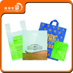 custom shopping plastic bag