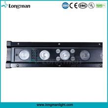 CE 18pcs*3W RGB 3in1 dmx512 epistar single row led light bar