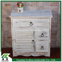 Stylish Wooden Bedroom Furniture Wood Cabinet with Doors and Drawers