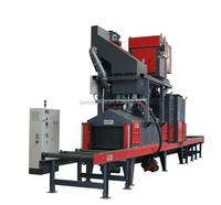 Small plate/beam/structural steel shot blasting machine/shot blasting equipment