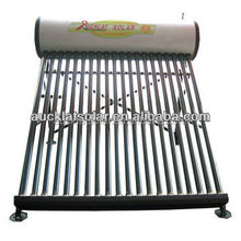 Vacuum tube solar water heater