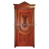 luxury exterior solid wood villa door