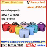Godspeed latest designer dslr waterproof camera case for Nikon,Canoon ,Samsung