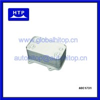 transmission oil cooler kit 1667565 for DEUTZ for DAF