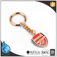 Wholesale metal keychain valentines gift