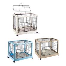 Luxury Dog Wire Plastic Cage