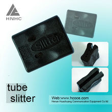 fiber opening machine fiber optic cable cutting small slitter knife