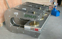 rubber belt repair machine