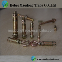 Hot selling galvanized anchor bolt with low price