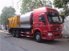 sinotruck Asphalt gravel synchronous Sealer (domestic) for sale road construction