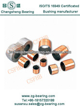 du bushing, ptfe teflon bushes, self-lubricating bearing bush