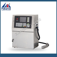 Fuluke hot sale inkjet printer continuous paper