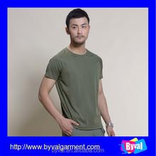 OEM High Quality Dry Fit 60% Bamboo Fiber t-shirt Nanchang